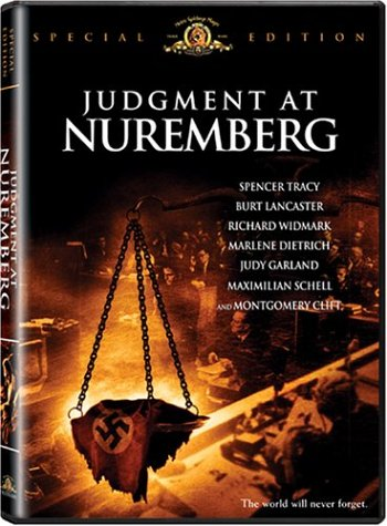 Movie Review: Judgment at Nuremberg