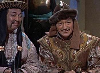 The Conqueror (1956): The Film that Killed John Wayne…Literally ...