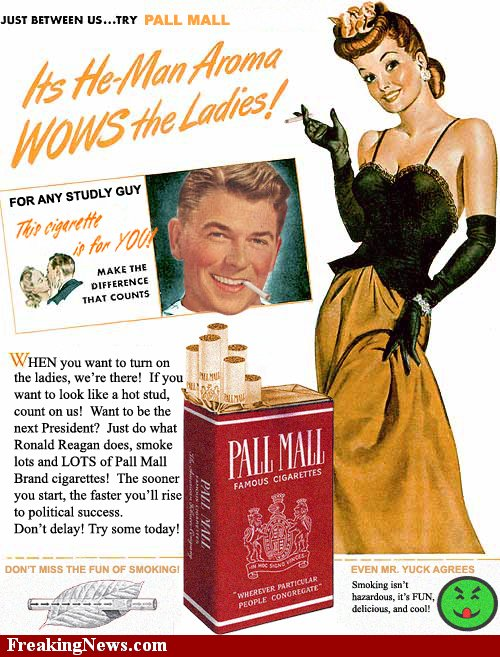 Ridiculous Cigarette Ads: What the Hell Were We Thinking ...