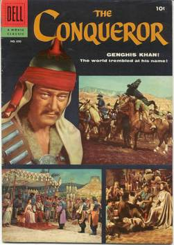 Image result for john wayne the conqueror