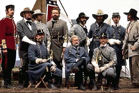 Gettysburg Film