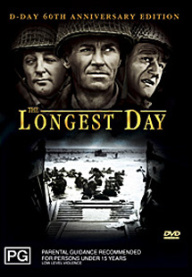 Movie Review: The Longest Day (1962) – Caggiano's Corner