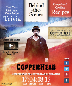 Copperhead Blog App