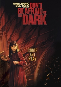Don't Be Afraid of the Dark DVD box cover