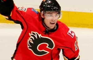 Mike Cammalleri, the newest member of the New Jersey Devils.