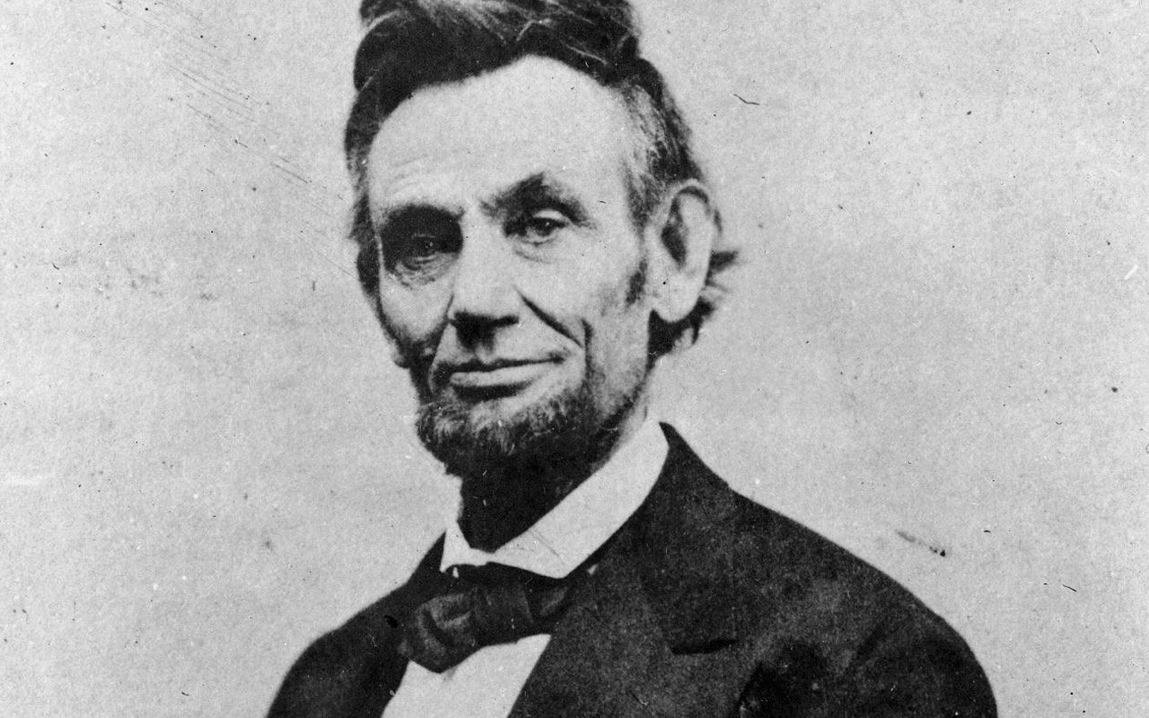 Abraham Lincoln Man Of Conflict Man Of Dissent on Historical Figures George And Abe