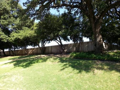 A view of the Grassy Knoll. I was able to get there early in the morning of the second day of my trip so I could photograph it without tons of tourists in the way.